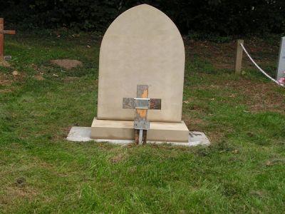 Bespoke headstone